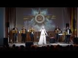 ВИА ВЕРНЫЕ ДРУЗЬЯ и Мила Иванова на сцене ДК