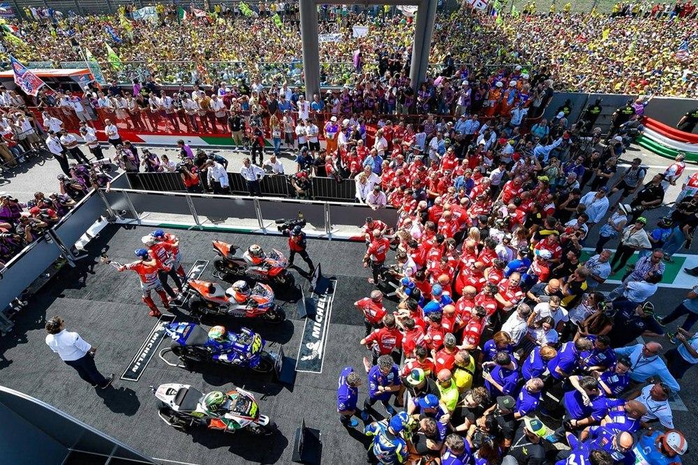 Фотографии Гран При Муджелло 2018
