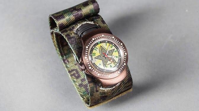 Новые часы для Экипировки Ратник
