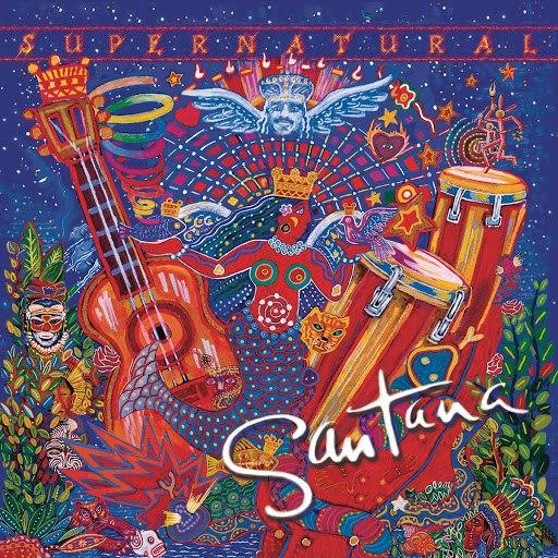 Santana альбом Supernatural (Remastered)