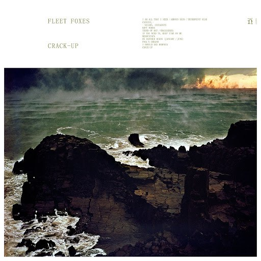 Fleet Foxes альбом Crack-Up