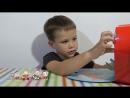 Mister Max Киндерино Спорт набор сюрпризов распаковка Kinder Surprise