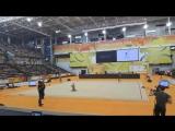 Дина Аверина лента (опробование) — Чемпионат Европы 2018 / Испания, Гвадалахара