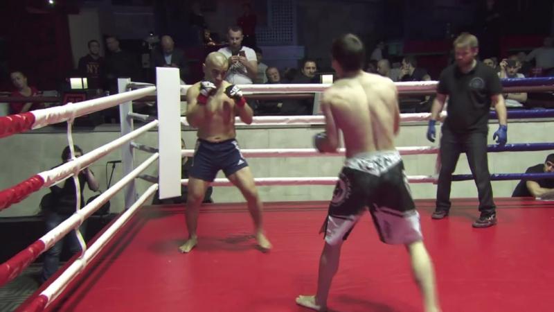 Давронбек Хамиткулов (СК Спарта Череповец ) vs Чингиз Рамолданов (СПБ)