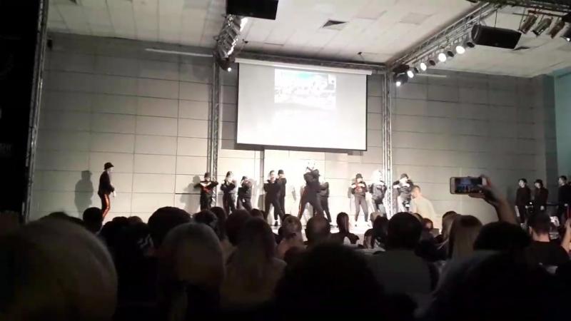 Rush crew (Улан-Удэ) БАЙКАЧ 2017 Иркутск 26.11.17 choreography by Borkhon Pony