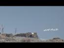 Снайперы хуситов подстрелили двух солдат армии Хади в районе города Сирвах. Провинция Мариб.