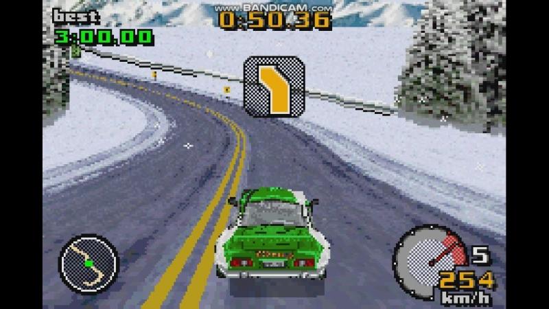 Alpine Vista Stage 2 - 1:36.24