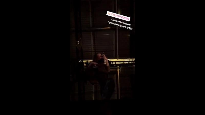 Видео из instagrama Зои
