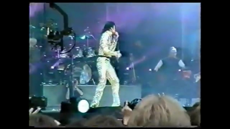 Michael Jackson - Live in Amsterdam (06.08.1997) - Amateur (Without Thriller)