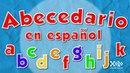 Abecedario en español para niños - Videos Aprende