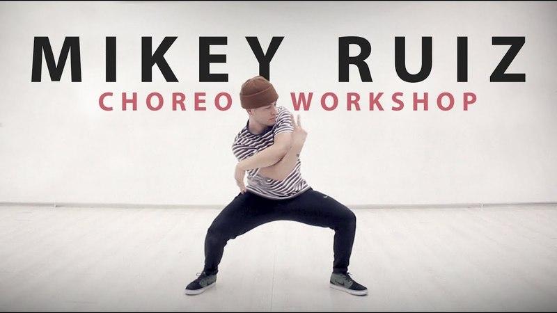 Workshop by MIKEY RUIZ International Dance Center