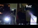 Justin and Selena Gomez leaving the Saban Theatre in Beverly Hills, California