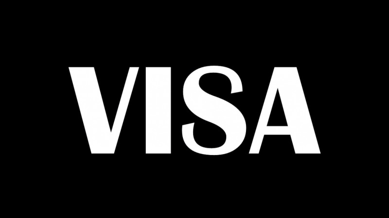 Реклама карты VISA