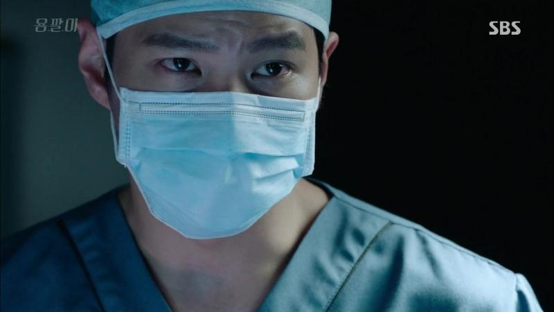 [GREEN TEA] Ён Паль: подпольный доктор / Yong-pal [07/18]