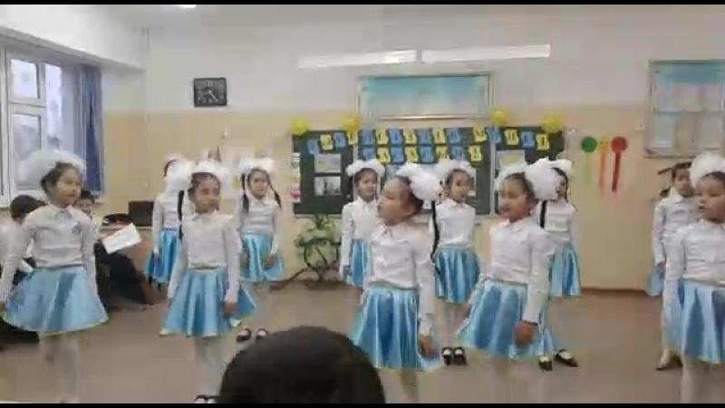 Тәуелсіз қазақ қызымын 15.12.2017ж 2Б