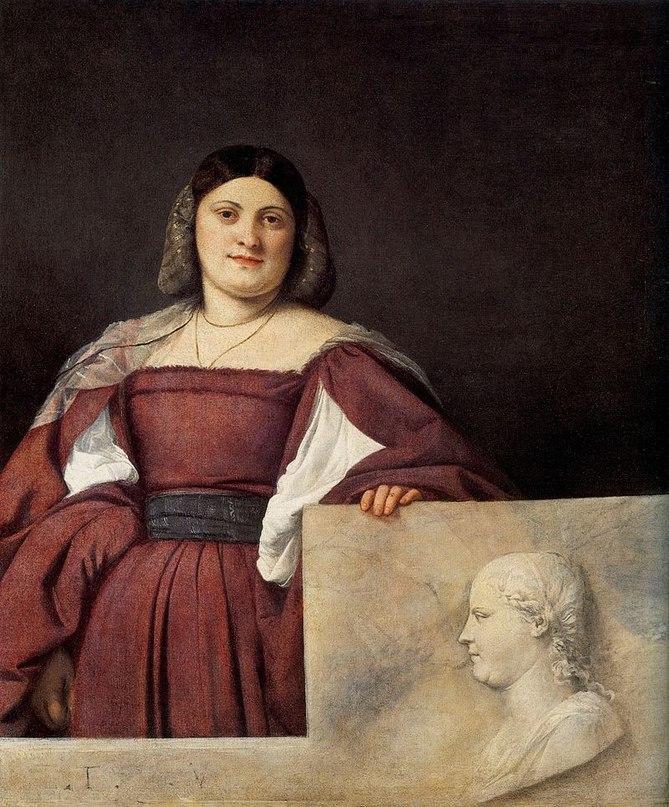 Тициан Вечеллио (1488/1490 — 1576) картины UV393JuFxmM