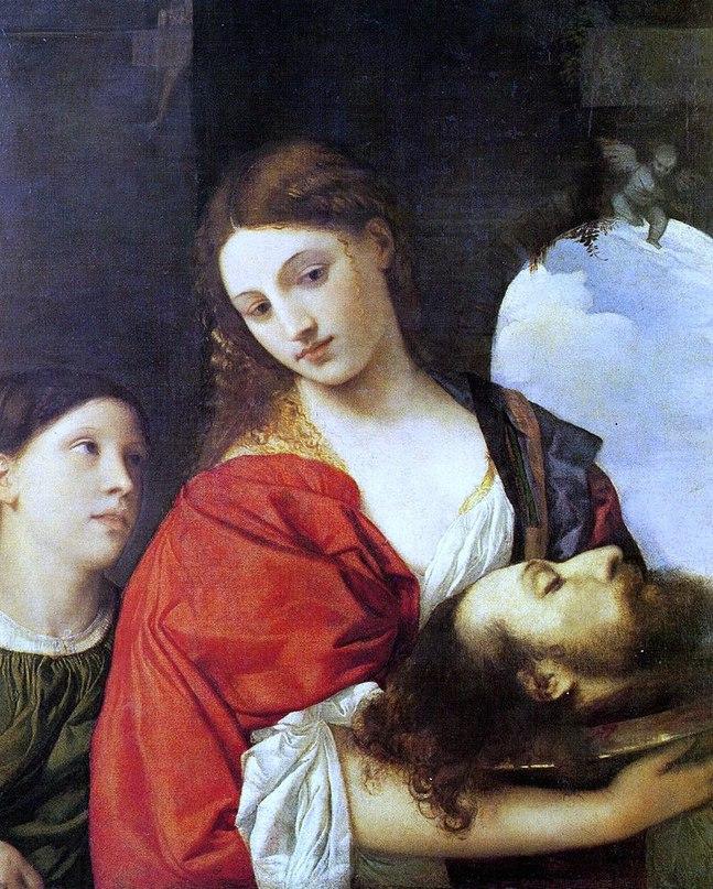 Тициан Вечеллио (1488/1490 — 1576) картины Sc0VrDGqXBQ