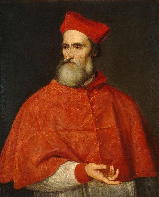 Тициан Вечеллио (1488/1490 — 1576) картины HwzWQs5EX30