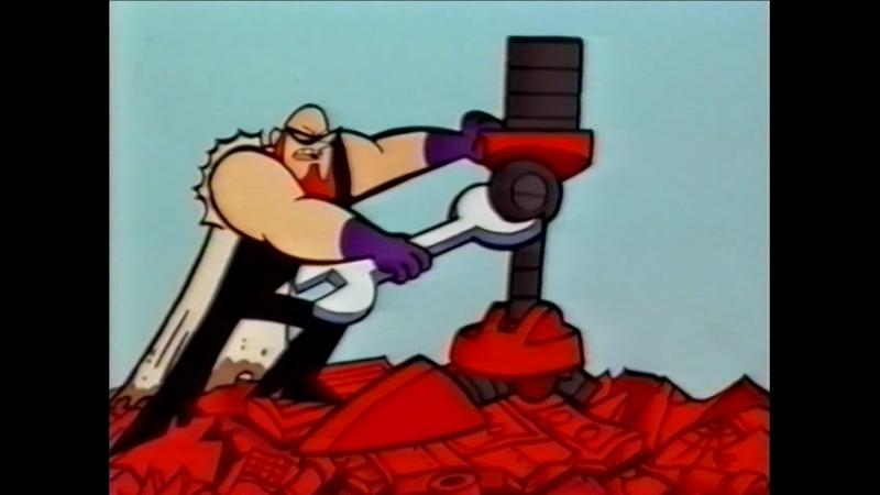 ЛАБОРАТОРИЯ ДЕКСТЕРА : ПУТЕШЕСТВИЕ В СВОЕ БУДУЩЕЕ. / Dexter's Laboratory: Ego Trip. (1999)
