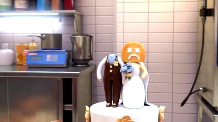 Кухня (мультсериал) 1 сезон 7 выпуск