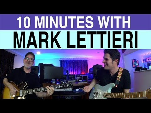 10 Minutes With Mark Lettieri   Tim Pierce   Guitar Lesson   Learn To Play   Funk