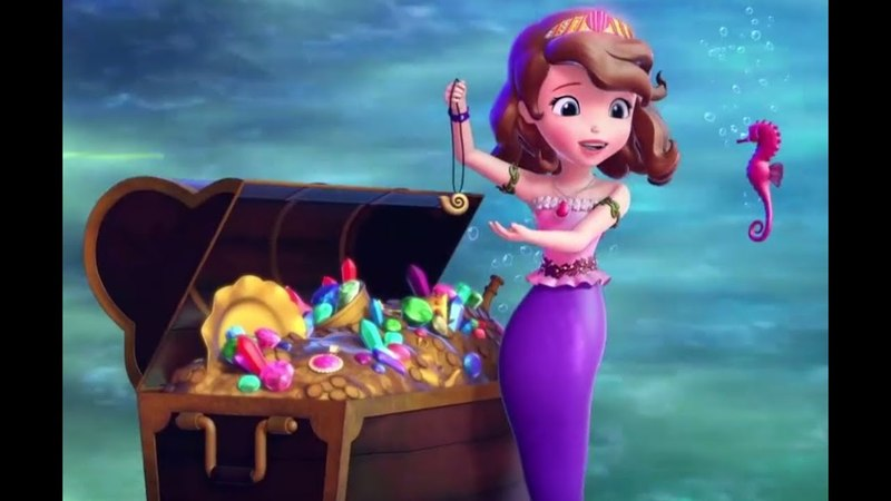 Sofia the First - Return to Merroway Cove - Disney Junior - All Moments (Trailler)