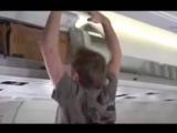 Взлом мозга в самолете