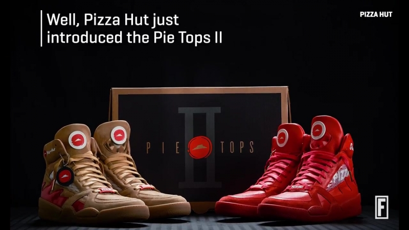 Pizza Hut Pie Tops II Pause the Game for You I Fortune