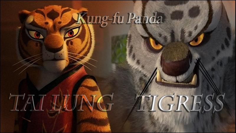 Tigress Tai Lung - I Hate U I Love U / Gnash