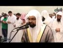 ﴿واذا سألك عبادي عني﴾ كررها بترتيل خاشع الليلة الثانية من رمضان 1439 للشيخ ناصر القطامي