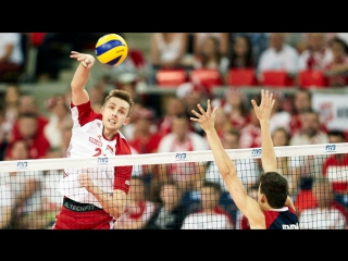 TOP 10 Crazy Volleyball Actions by Mateusz Bieniek - World League 2017