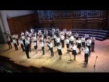 А. Скрябин - Революционный этюд в переложении для духового оркестра. Дирижёр Валерий Юрковец