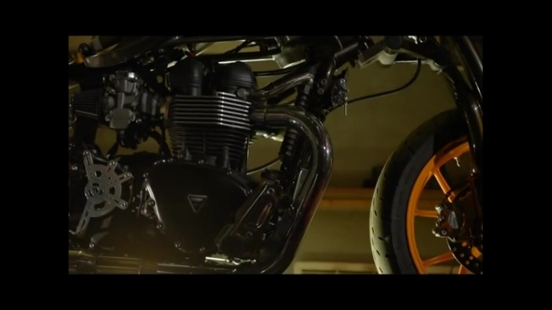 Кастомайзинг по-русски, выпуск 5. Заводной апельсин на базе Triumph Speedmaster