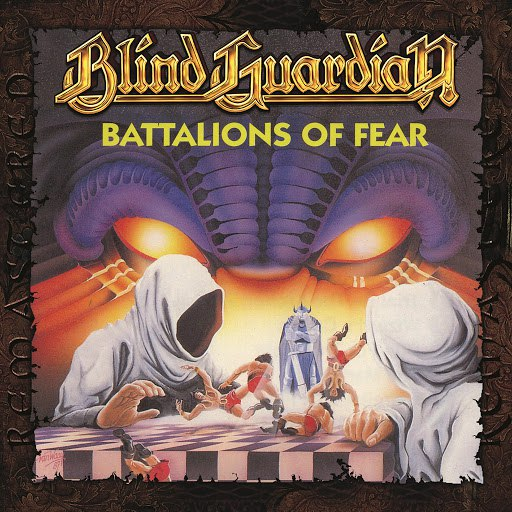 Blind Guardian альбом Battalions of Fear (Remastered 2017)
