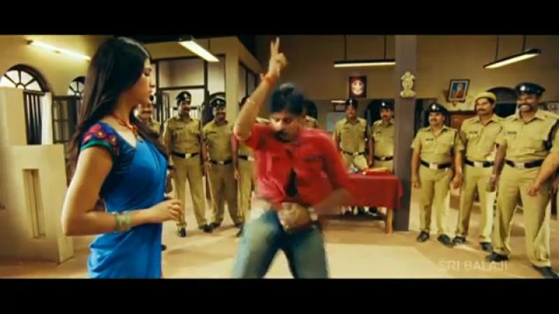 Gabbar_Singh_Songs_-_Mandu_Babulam_Video_Song_-_Pawan_Kalyan_-_Sri_Balaji_Video