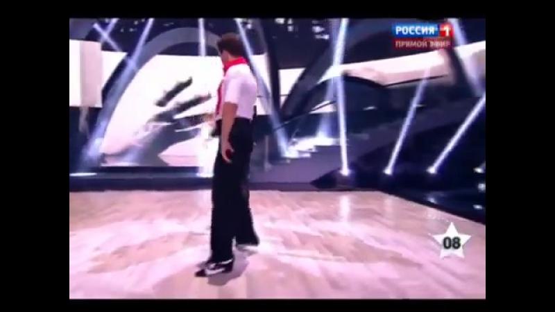 Екатерина Волкова, Михаил Щепкин - Аргентинское танго (Танцы со звездами-2015)