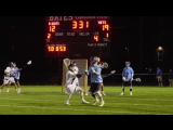 Tufts Lacrosse vs Bates 2018 Highlights