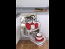 Видеоурок по установке выкатной корзины для кухонь Lotus