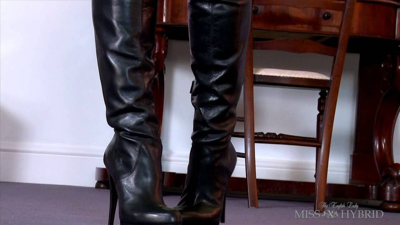 Boot slave on your knees and brace yourself. » Freewka.com - Смотреть онлайн в хорощем качестве