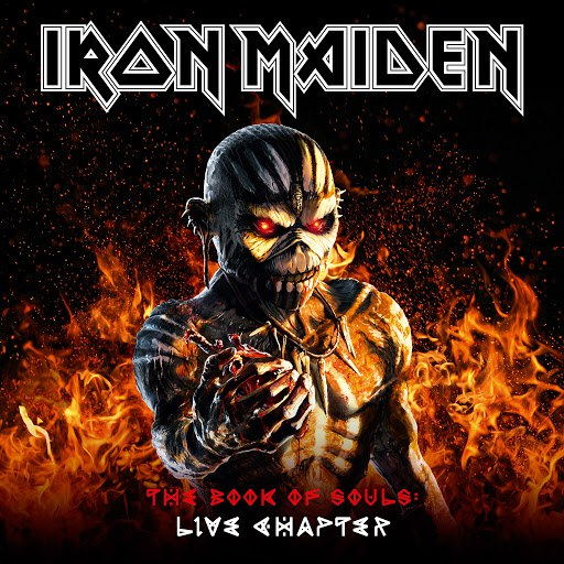 Iron Maiden альбом The Book Of Souls: Live Chapter