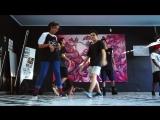 DJ KUBA NEITAN x Matt Watkins - Good Vibrations - Coreografia- Takeshi (Gui Santos)