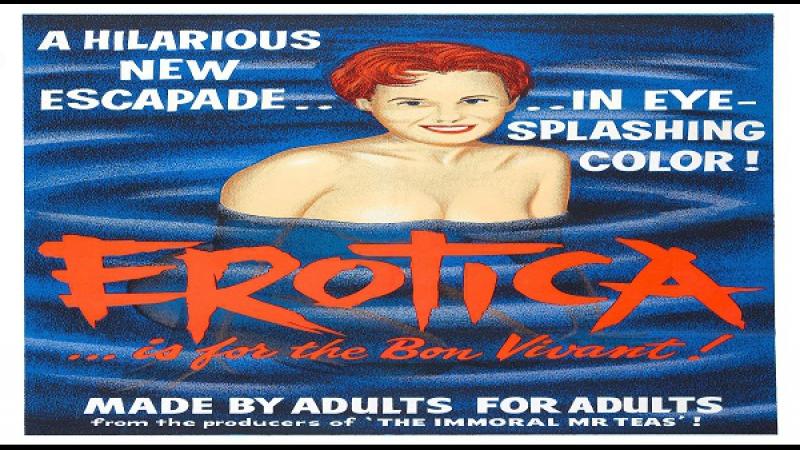 1961 Russ Meyer Erotica -docu-