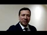 Андрей Мерзликин поздравляет с 8 марта!