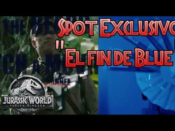 Exclusivo! New TV Spot Jurassic World: Fallen Kingdom