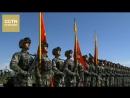 Си Цзиньпин поставил цель вывести НОАК в мировые лидеры по боеспособности к 2050 году