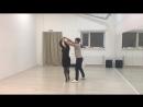 Парные танцы - Сергей Головачев и Анна Чалышева