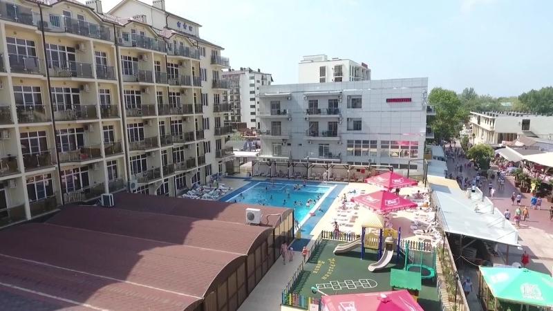 Курортный отель Ателика Гранд Меридиан