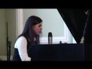 2014 Песенная суббота Анна Шоршер