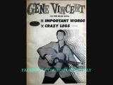 Gene Vincent - IN MY DREAMS - GENE VINCENT