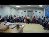 Мастер-класс от Марины Богатовой группа №8